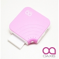 Oaxis Xtus Mobile Powerbank P4 4000Mah - Limited Edition Pink (Original)